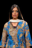 Mulher de negócios indiana Imagens de Stock Royalty Free