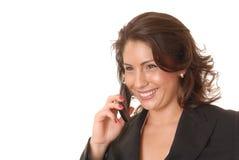 Mulher de negócios nova 9 Fotos de Stock Royalty Free