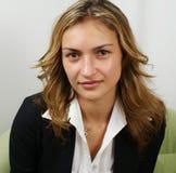 Mulher de negócios profissional Fotografia de Stock Royalty Free