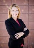 Mulher de negócios profissional foto de stock royalty free