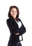 mulher de negócios 40s bonita Imagem de Stock