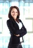 mulher de negócios 40s bonita Fotografia de Stock