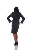 Mulher de negócios triguenha bonita Fotografia de Stock Royalty Free