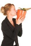 Mulher de negócios #238 Foto de Stock Royalty Free