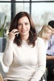 Mulher de negócios executiva Fotografia de Stock Royalty Free
