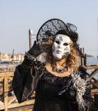 Mulher disfarçada Fotos de Stock Royalty Free