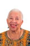 Mulher do americano africano Imagens de Stock Royalty Free