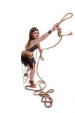 Mulher do curandeiro Fotografia de Stock Royalty Free