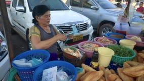 Mulher do Lao que vende sanduíches filme