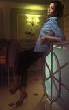 Mulher do marinheiro Imagem de Stock