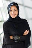 Mulher do Oriente Médio foto de stock