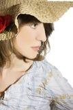 Mulher do retrato Imagem de Stock Royalty Free