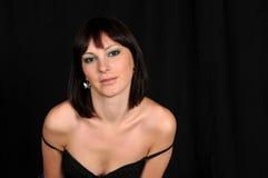 Mulher do russo foto de stock