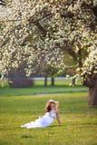 Mulher do verão fotografia de stock royalty free