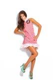 Mulher do verão Imagens de Stock Royalty Free