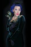Mulher do vintage Imagem de Stock Royalty Free