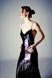 Mulher elegante Foto de Stock Royalty Free