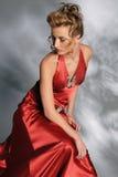 Mulher elegante Imagem de Stock