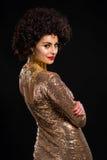 Mulher elegante Imagem de Stock Royalty Free