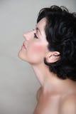 Mulher em 40s adiantado Imagem de Stock Royalty Free