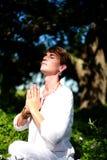 Mulher espiritual Imagens de Stock Royalty Free