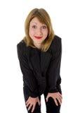 Mulher expressivo Fotografia de Stock