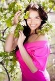 Mulher exterior Fotografia de Stock Royalty Free