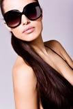 Mulher glamoroso Imagens de Stock