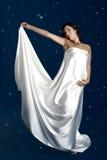 Mulher gravida bonita Imagem de Stock Royalty Free