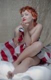 Mulher independente Imagens de Stock