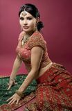 Mulher indiana Foto de Stock
