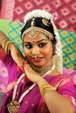 Mulher indiana fotografia de stock royalty free