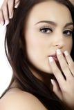 Mulher italiana bonita Foto de Stock Royalty Free