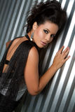 Mulher Latin bonita imagens de stock royalty free