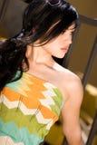 Mulher latino-americano Imagem de Stock