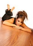 Mulher latino-americano bonita Imagens de Stock