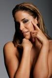 Mulher latino-americano lindo foto de stock