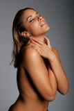 Mulher latino-americano lindo foto de stock royalty free