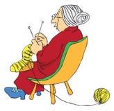 Mulher madura Imagens de Stock Royalty Free