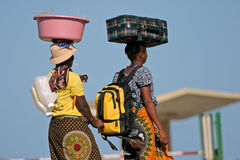Mulher moçambicana Fotos de Stock