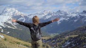 Mulher nas montanhas filme