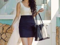 Mulher no véu Imagem de Stock