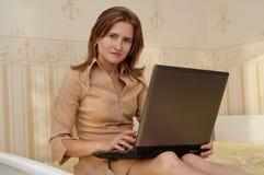 Mulher nova Fotos de Stock