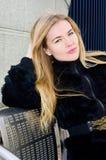 Mulher nova Imagem de Stock Royalty Free