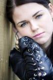 Mulher nova fotos de stock royalty free