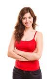 Mulher nova 15 Fotos de Stock Royalty Free
