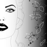 Mulher nova 15 Imagens de Stock Royalty Free