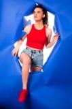 Mulher nova 15 Foto de Stock