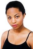 Mulher nova africana Fotografia de Stock