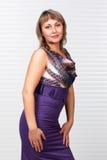Mulher nova atrativa Fotos de Stock
